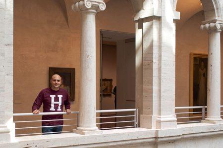 Arquitecto y docente de UNIBE es nombrado profesor en la Universidad de Harvard