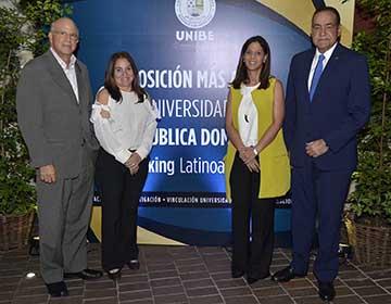 UNIBE es la universidad de República Dominicana con la posición más alta en el QS Ranking Latinoamérica 2019