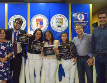Estudiantes de UNIBE prueban su creatividad y ganan segundo lugar en concurso interuniversitario Agencia Cero de APAP