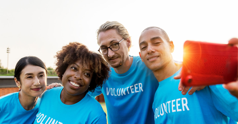 Voluntarios UNIBE