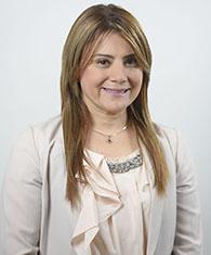 Laura Reyes, directora adjunta de la Escuela de Odontología