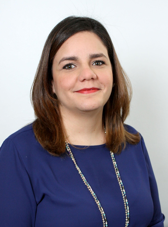 Michelle Lizardo, directora del Decanato de Estudiantes