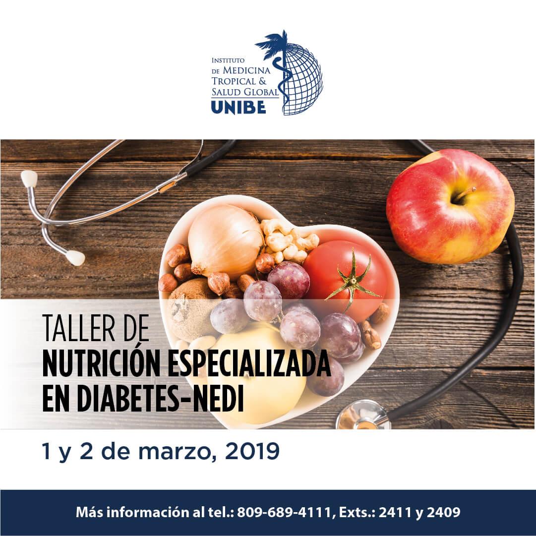 Nutrición Especializada en Diabetes UNIBE