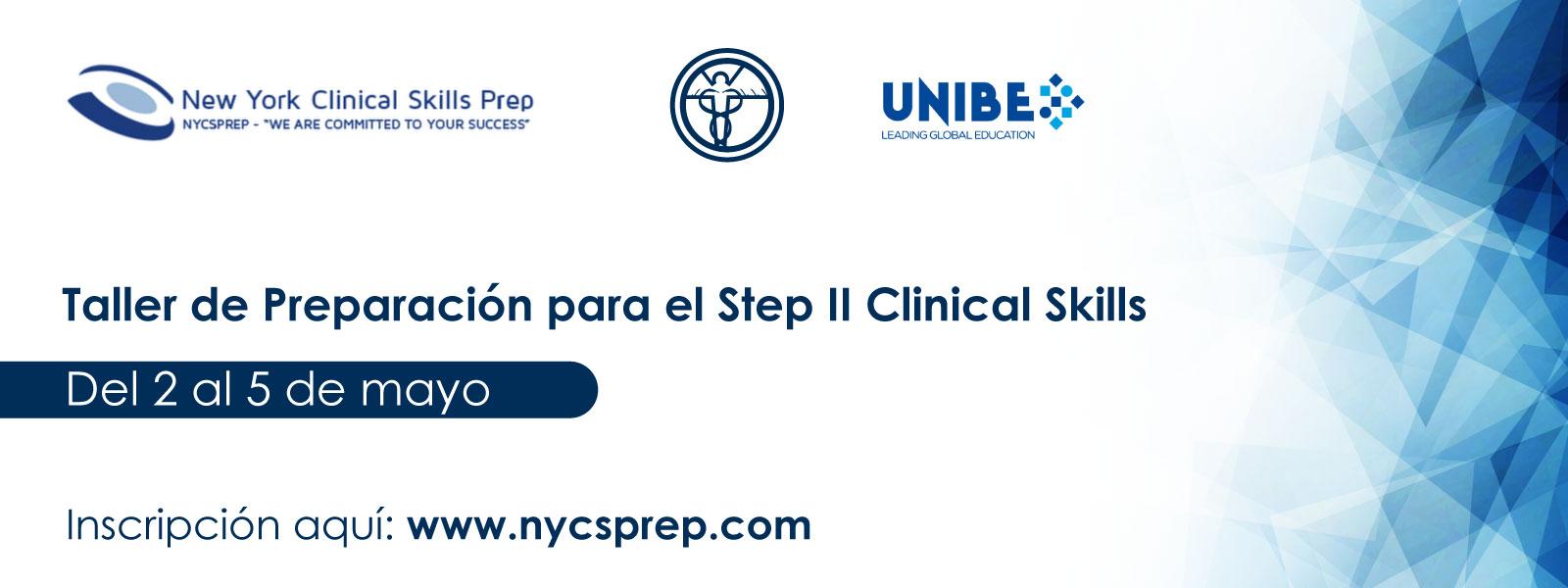 Repaso Step II Clinical Skills