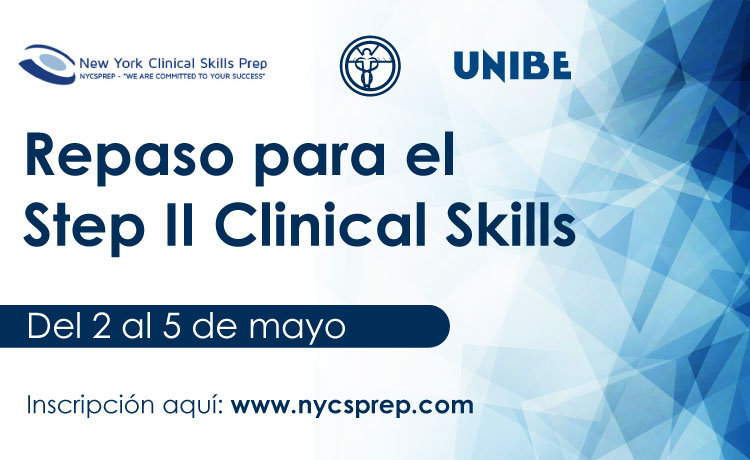Repaso Step II Clinical Skills
