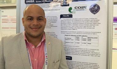 Por tercer año consecutivo UNIBE participa en la Conferencia Internacional de Virus de Papiloma Humano