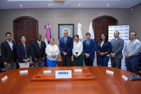 UNIBE firma acuerdo de colaboración con ONAMET II