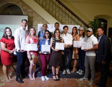 """CIDE  realiza acto de graduación del programa Preincucabión de startups """"UNIBEMPRENDE 2018"""""""
