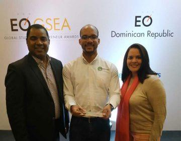 Estudiante de UNIBE gana primer lugar del Global Student Entrepreneur Awards (GSEA) 2019
