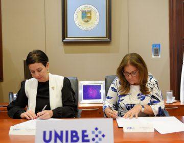 AERODOM y UNIBE firman acuerdo de colaboración para desarrollar proyectos conjuntos de innovación y desarrollo