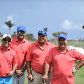 Torneo de Golf Egresados UNIBE