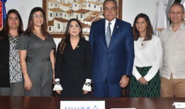 UNIBE y CONANI firman acuerdo de cooperación