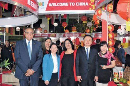 China esta de moda en republica dominicana y viceversa