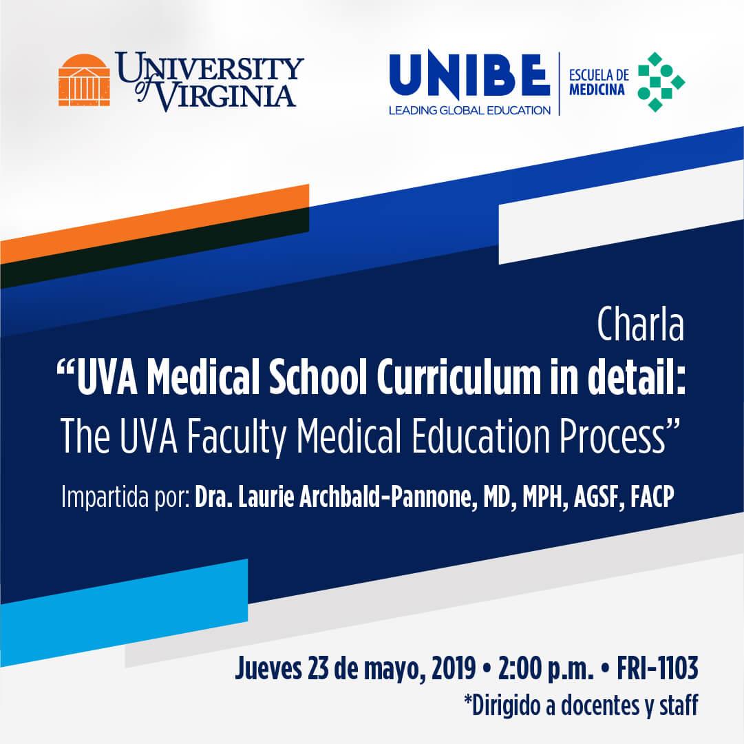 charla medicina jueves 23 de mayo 2019
