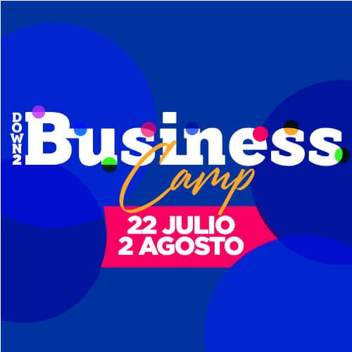 Campamento Business camp UNIBE