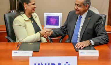 UNIBE Y DGCINE firman convenio para el fomento del intercambio de experiencias de docencia, investigación y cultura general