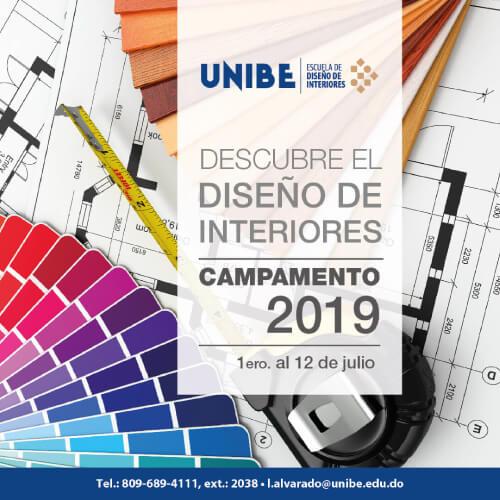 campamento de diseño de interiores UNIBE
