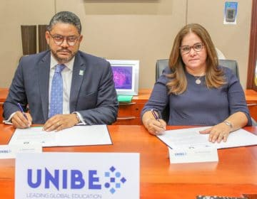 UNIBE Y PARTICIPACIÓN CIUDADANA acuerdan desarrollar proyectos en temáticas de democracia, derechos humanos y justicia