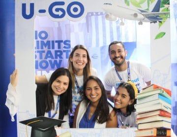 UNIBE celebra su gran día de orientación universitaria