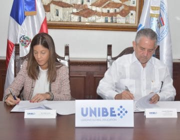 UNIBE y Asociación de Hoteles de Santo Domingo firman acuerdo para pasantías
