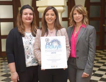 UNIBE, galardonada por sello RD INCLUYE por tercer año consecutivo