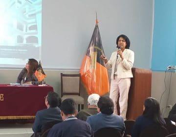 Experiencia de UNIBE en el XI Simposio de Estudios Generales, Perú