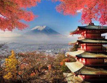 Japón, la isla del sol naciente