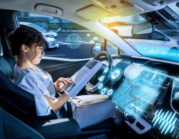 La Tecnología detrás de los Vehículos Autónomos