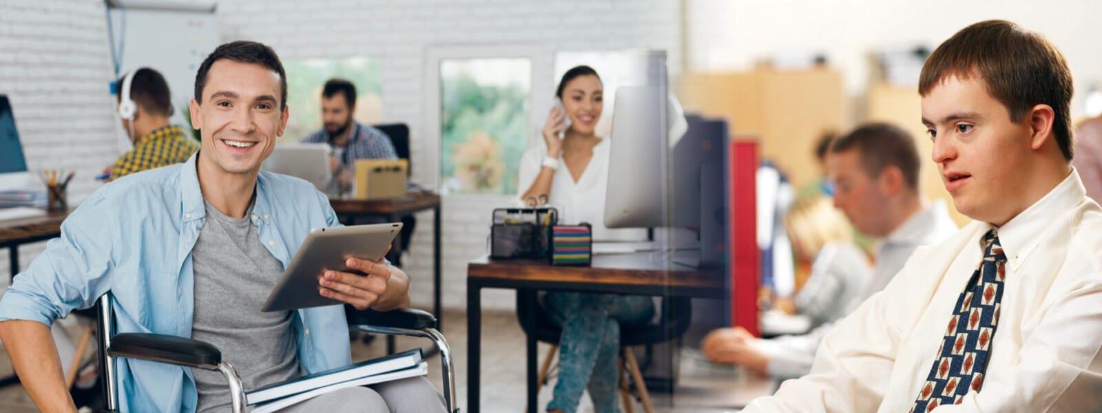 taller inclusión laboral en la empresa
