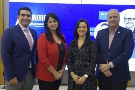 Henry Adames, Angely Hernández, Ninoska Abreu, Carlos Valera
