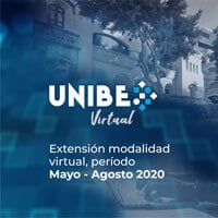 Modalidad virtual Mayo- agosto