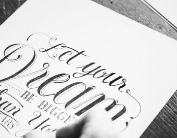 Taller Lettering