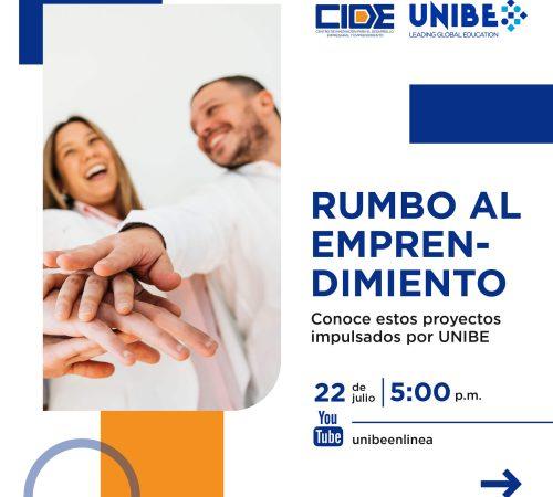 Rumbo al emprendimiento con UNIBE
