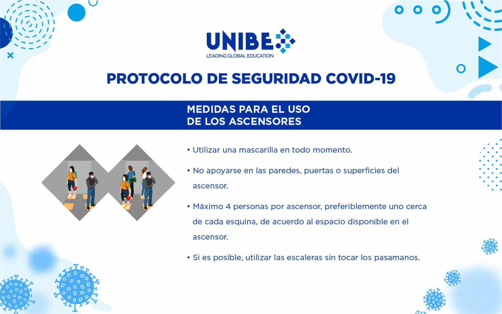 Protocolos de Seguridad para el COVID-19