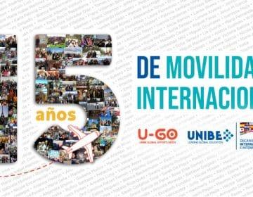 UNIBE celebra 15 años de Movilidad Estudiantil