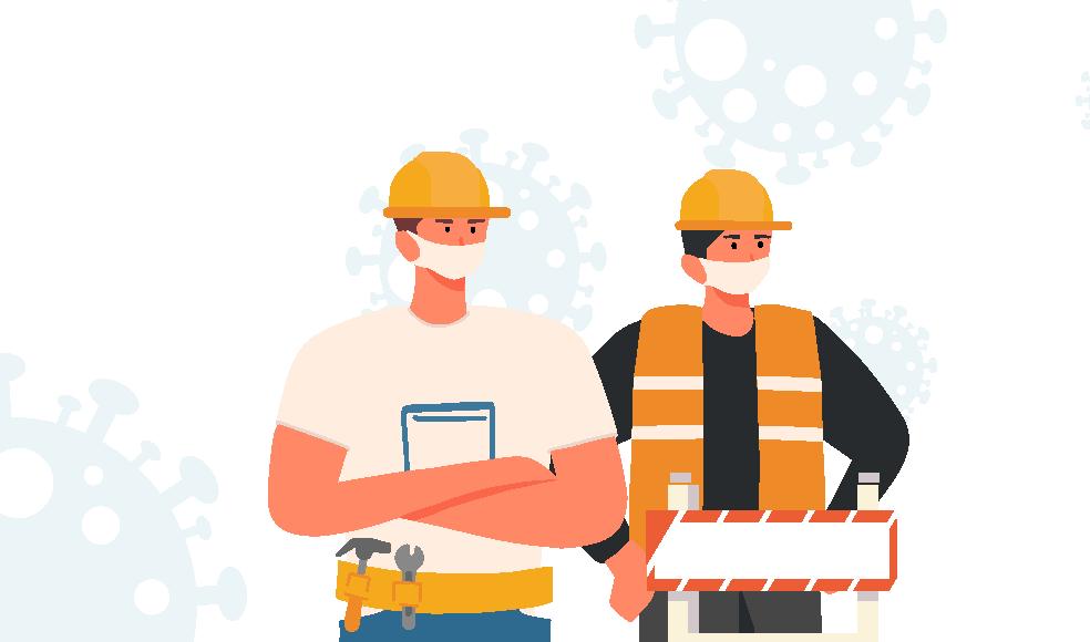 COVID – 19 en el sector de la construcción