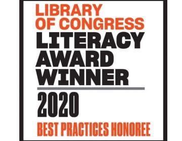 El Proyecto USAID Leer, implementado por UNIBE, recibe Premio de Alfabetización 2020 de la Biblioteca del Congreso de los Estados Unidos