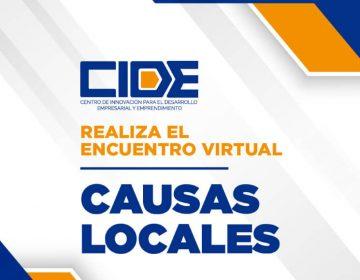 CIDE de Unibe realiza el Encuentro Virtual Causas Locales