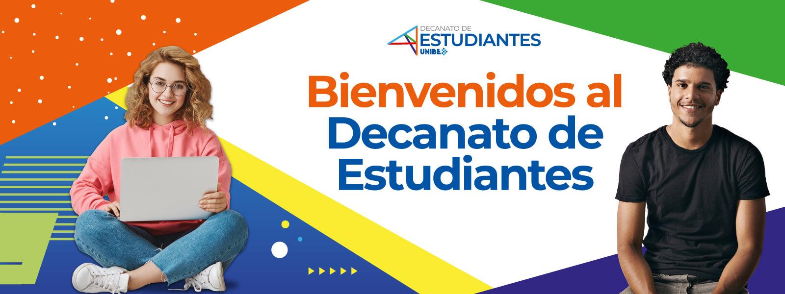 Bienvenidos al Decanato de Estudiantes