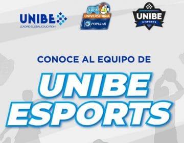 Estudiantes de Unibe presentes en la Copa Universitaria Popular 2020