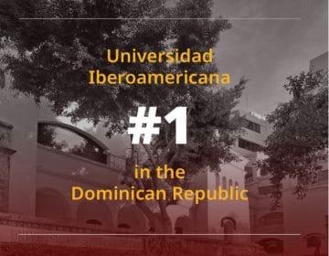 UNIBE logra la posición número 1 en República Dominicana, en el QS Ranking Latinoamérica 2021