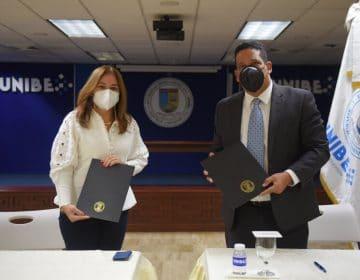 Unibe y Dirección General de Contrataciones firman acuerdo de cooperación