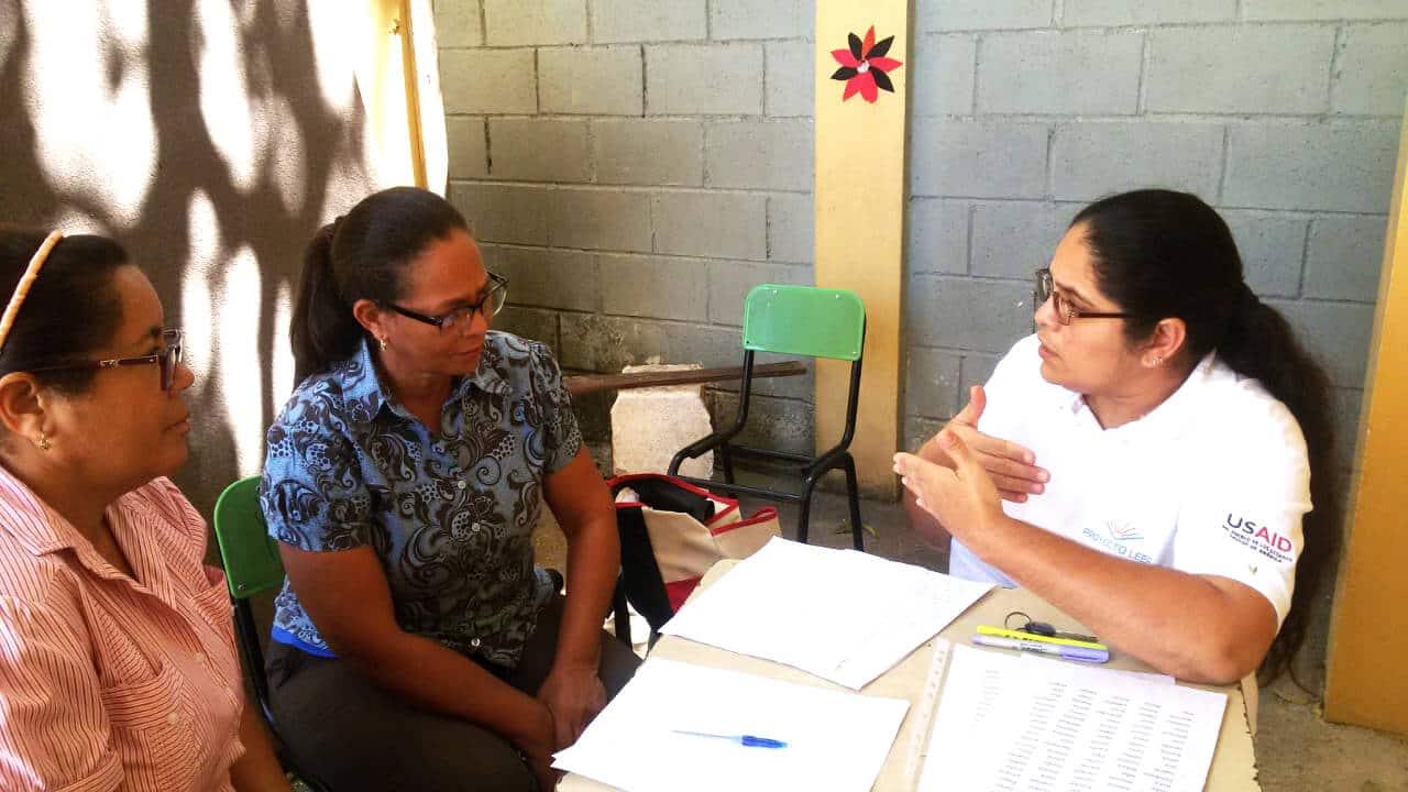 Diálogo reflexivo acompañante con docentes