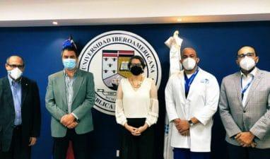 Representante de la OPS/OMS realiza visita al Instituto de Medicina Tropical & Salud Global – UNIBE