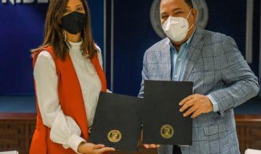 Unibe y BN firman alianza por la formación y el avance económico y social del país