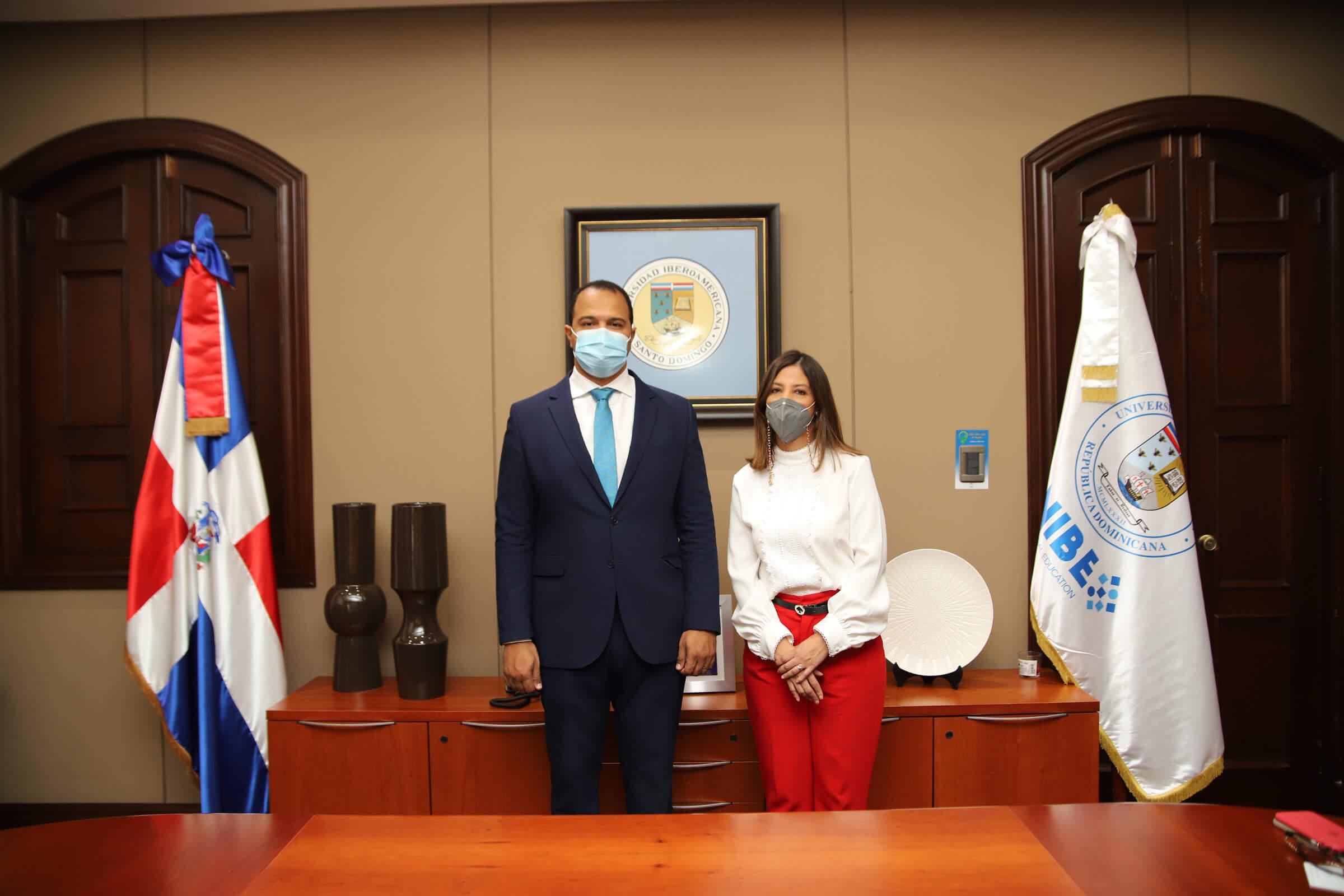 El encuentro fue encabezado por la vicerrectora Académica, doctora Odile Camilo.