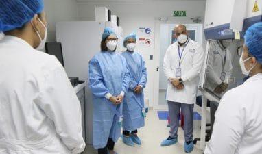 Imtsag – Unibe recibe en sus instalaciones a la viceministra Jorge Mera del Viceministerio de Innovación, Transparencia y Atención Ciudadana de la Presidencia