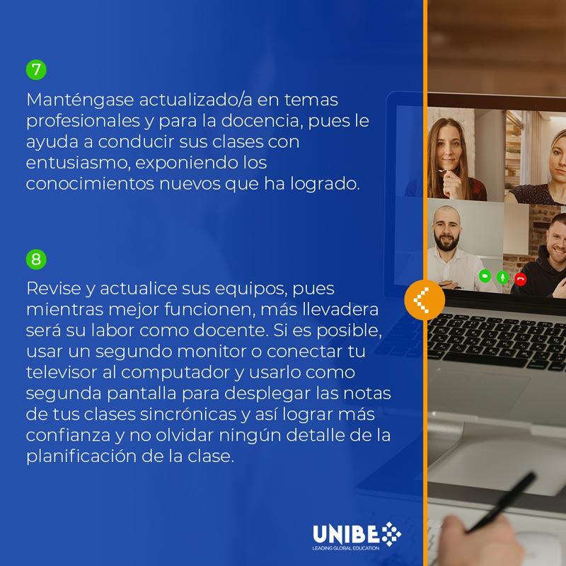Tips Docentes Unibe