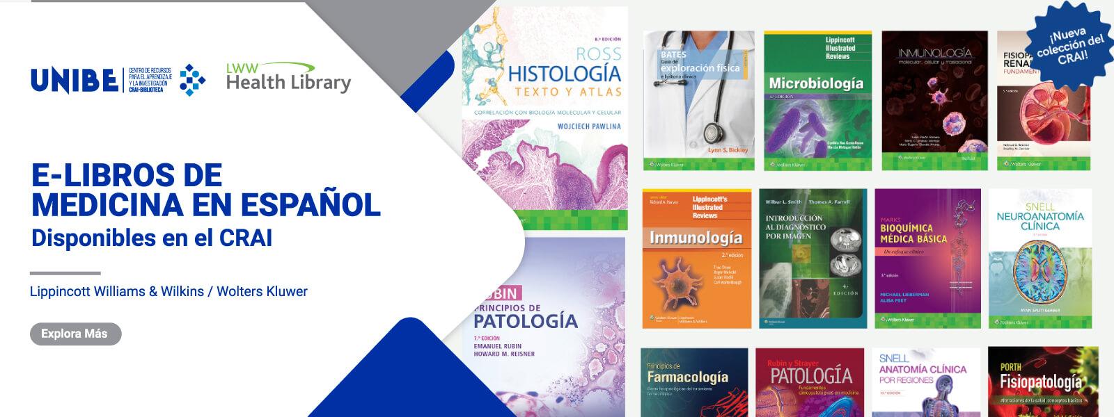 Libros de Medicina CRAI