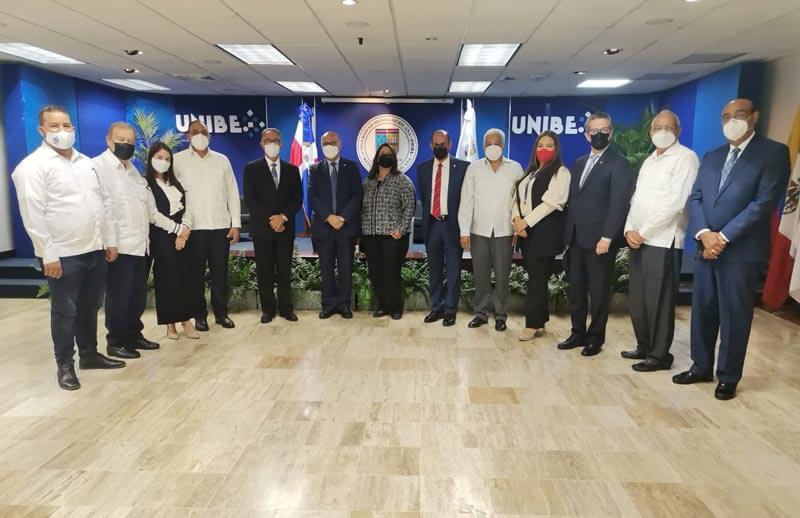 El Foro Internacional Oportunidades de Negocios entre Aladi y RD, fue celebrado en las instalaciones de Unibe.